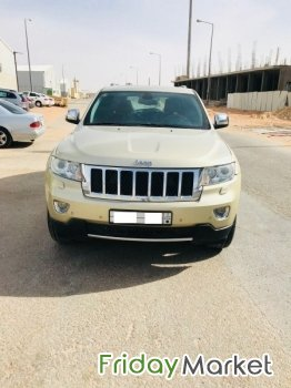Jeep Grand Cherokee Overland Low Mileage Riyadh Saudi Arabia