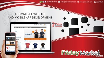 E-Commerce Mobile Apps Development Company in Saudi Arabia in Saudi