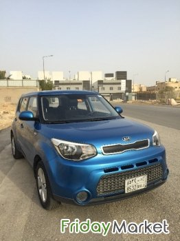 Kia Soul Excellent Conditions No Accident In Saudi Arabia