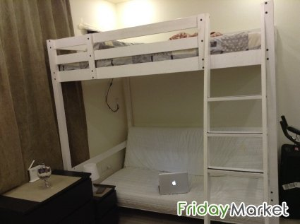 It S Urgent I Would Like To Sell My Ikea Double Loft Bunk In Saudi