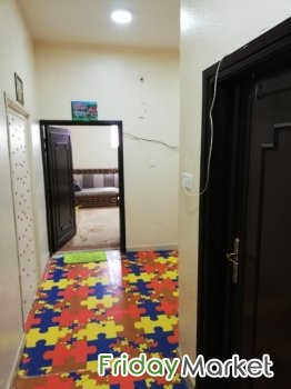 I Would Like To Share My Flat/room For Family Or Bachelors 2500 Yearly Qaseem Saudi Arabia