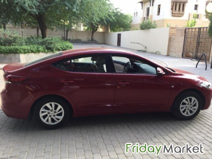 Elantra For Sale. Riyadh Saudi Arabia