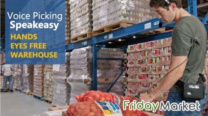 Voice Picking In Warehouse Al Khobar Saudi Arabia