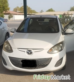 MAZDA-2 -GOOD CONDITION CAR FOR SELL @12500 SR-NEGOTIABLE Al Khobar Saudi Arabia