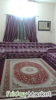 Majlis With Matching Curtain And Round Table With 5 Small Tables Jeddah Saudi Arabia