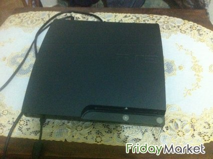 PS3 Excellent Condition With Hand And Memory Games And Connection Jeddah Saudi Arabia