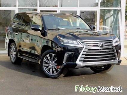 Lexus LX 570 Base 2017 In A Perfect Condition For Sale Riyadh Saudi Arabia