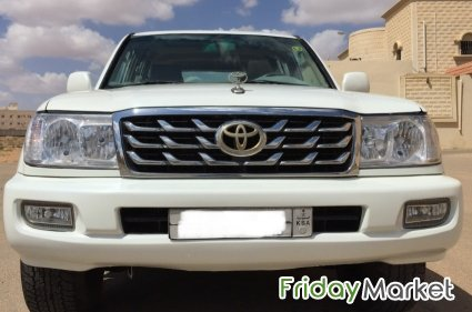 Toyota Land Cruiser 2007 GXR V6 Limited Edition Jouf Saudi Arabia