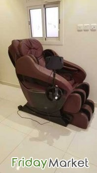 Massage Chair Riyadh Saudi Arabia