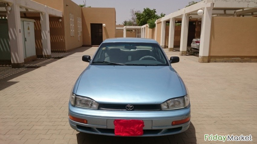 1997 Model Toyota Camry In Excellent Running Condition For Sale Jeddah Saudi Arabia