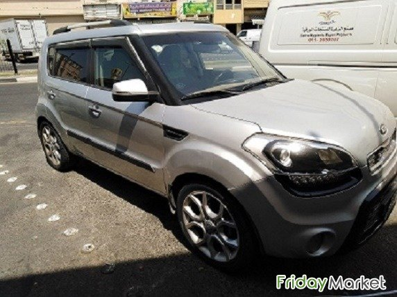 Kia SOUL 2013 Full Option Dammam Saudi Arabia