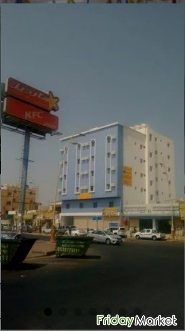 2 Bed Room Fully Furnished Flat For Rent Near KFC & HARDEES Jubail Saudi Arabia