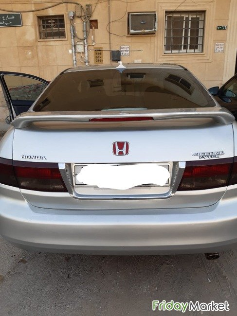 Out Honda 2003 Riyadh Saudi Arabia