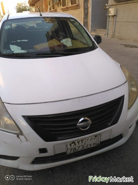 SAR 15000 / Nissan Sunny, 2013, Automatic, 201400 KM, Good Condition Al Khobar Saudi Arabia