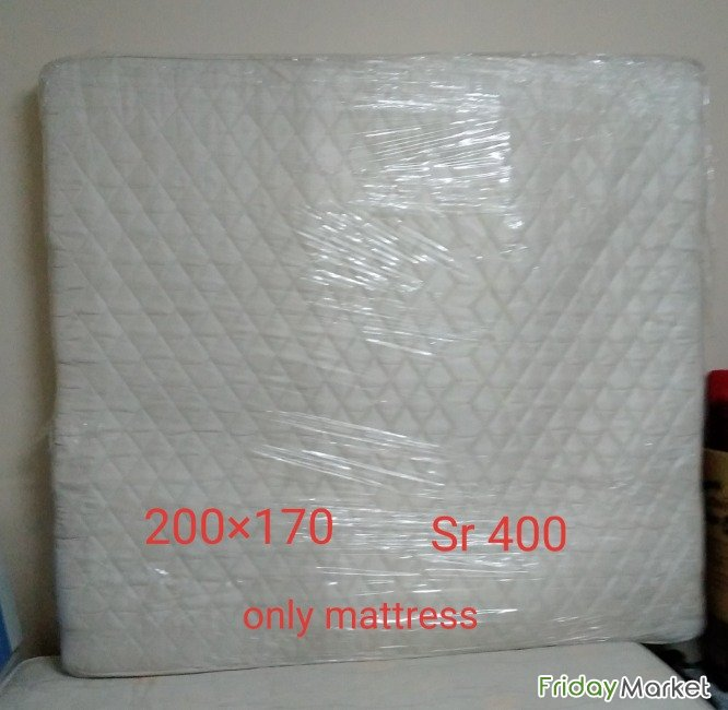 Mattress Only / And Frame With Mattress Dhahran Saudi Arabia