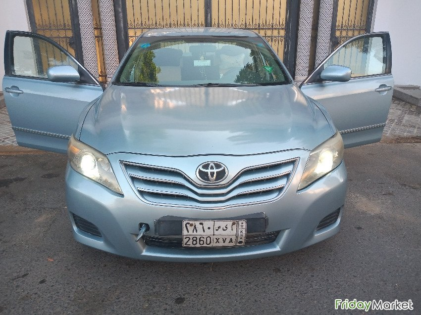 Excellient TOYOTA CAMRY GL 2010 , FULLY AUTO For Urgent Sale Full ... Jeddah Saudi Arabia